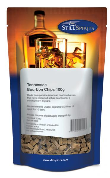 tennesessee bourbon chips spirits