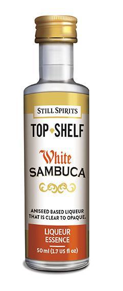white sambuca schnapps
