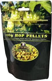 hop pellets pouch