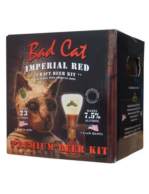 Bulldog Bad Cat Red Ale