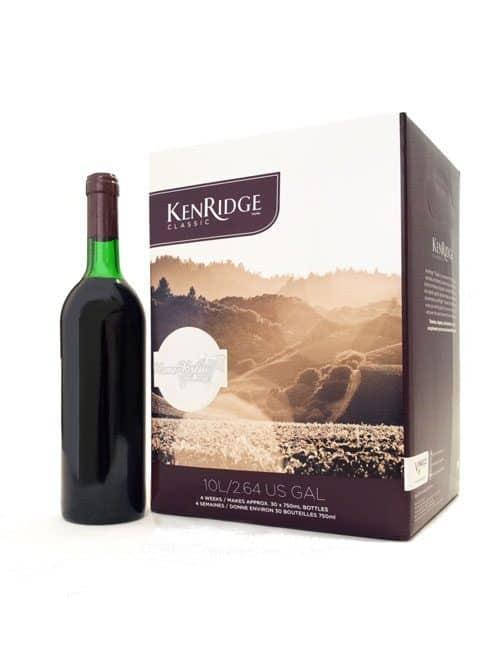 Kenridge Classic 10L wine kits