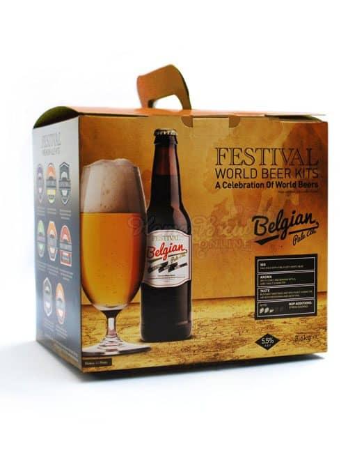Festival belgain pale ale