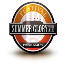 Summer Glory Golden Ale KG