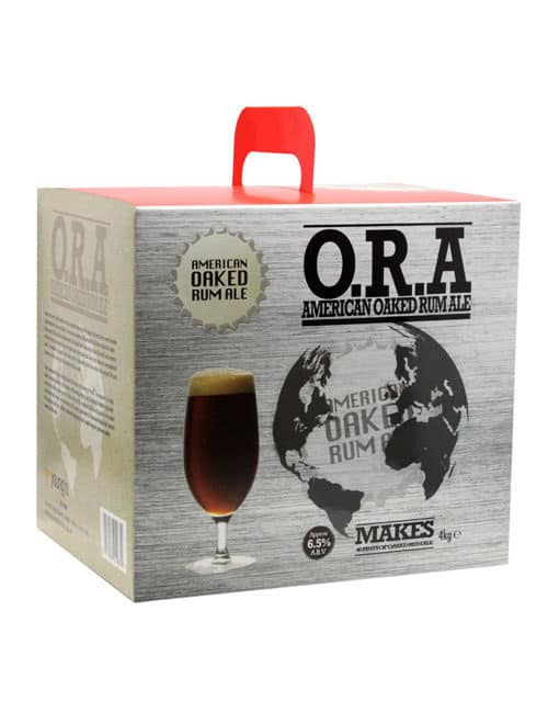 American Oaked Rum Ale