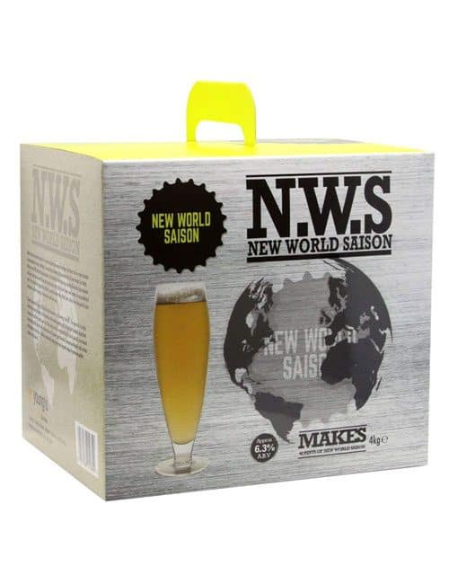 New World Saison