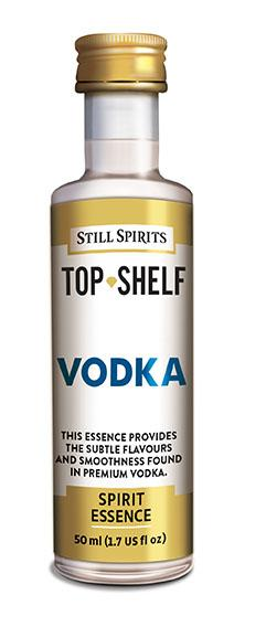 Still Spirits Vodka Flavours