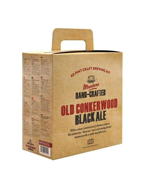 Muntons Hand Crafted Conkerwood Ale