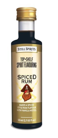 SS Top Shelf Spiced Rum brewingathome