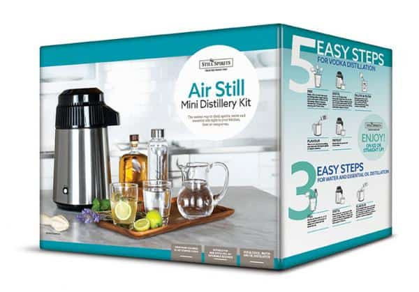 air still spirit kit