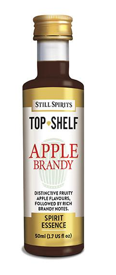 apple brandy spirits