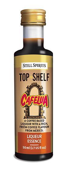 cafelua liqueur spirits