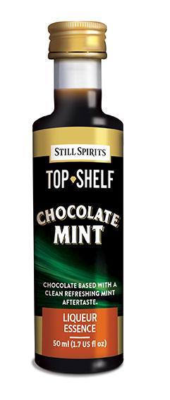 chcoclate mint spirit