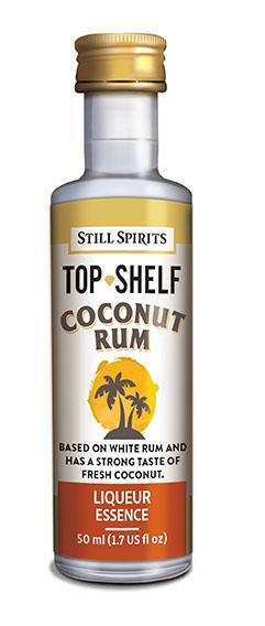 coconut rum spirits