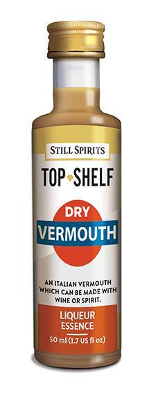 dry vermouth spirits