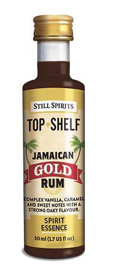 jamacan gold rum spirits