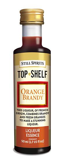 orange breadt spirits