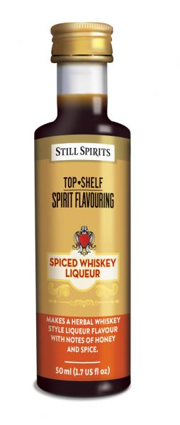spiced whisky liqueur spirits