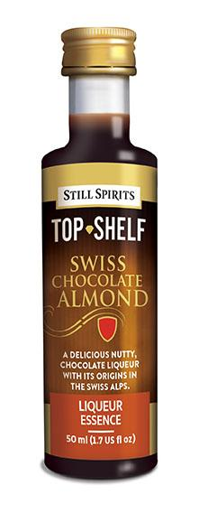 swiss chocolate almond spirits