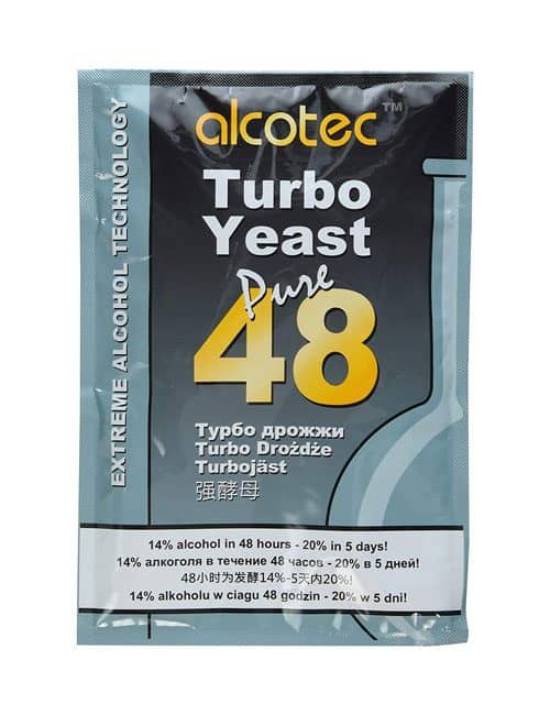 Alcotec Turnbo Yeast 48