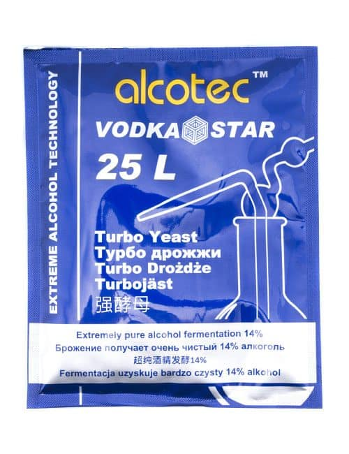 Alcotec Vodka Star 25l