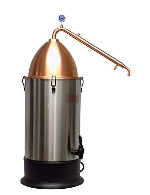 T500 Alembic Copper Condenser