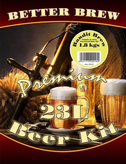 better brew bandit brew beer kit