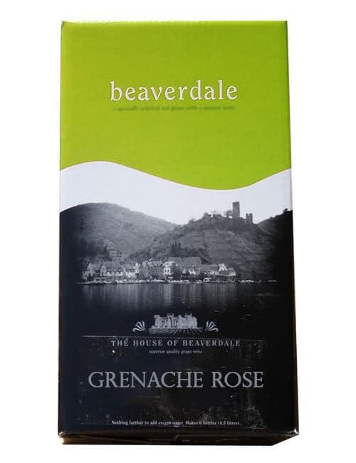 Beaverdale Grenache Rose