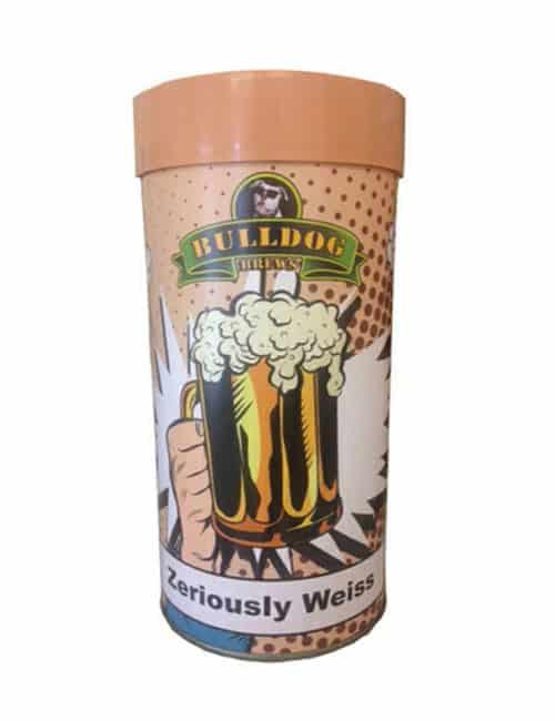 bulldog brew zeriously weiss