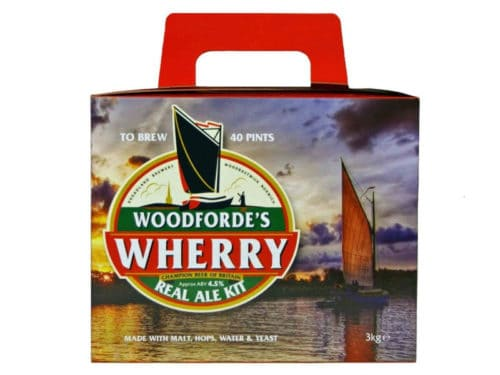 woodfordes wherry real ale kit