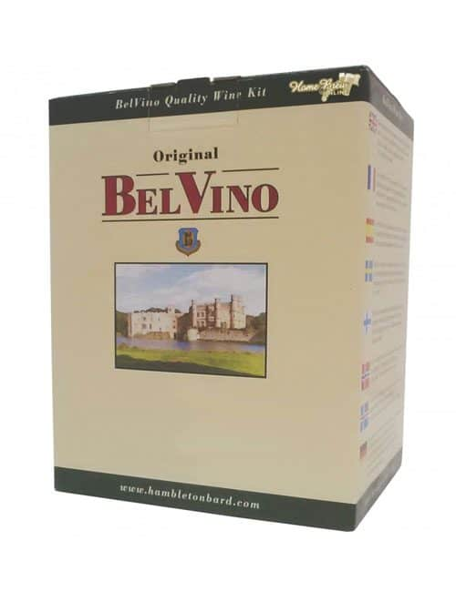 Bel vino 30 bottle Aus Red