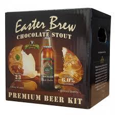 Bulldog Easter Chocolate Stout Brew Kit