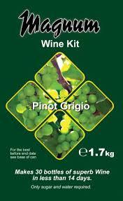 Magnum Medium Pinot Grigo 30 Bottle