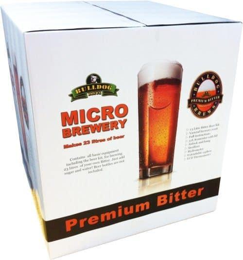 23302 bulldog brewery bitter kit