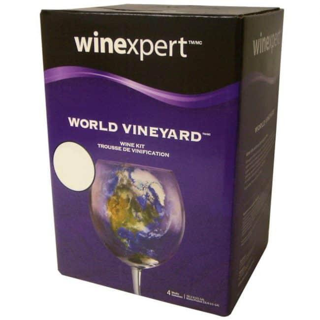 World Vineyards With Skins