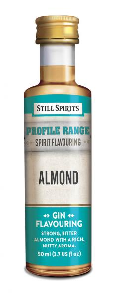 gin profile almond