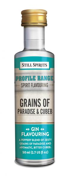 gin profile grains paradise cubeb