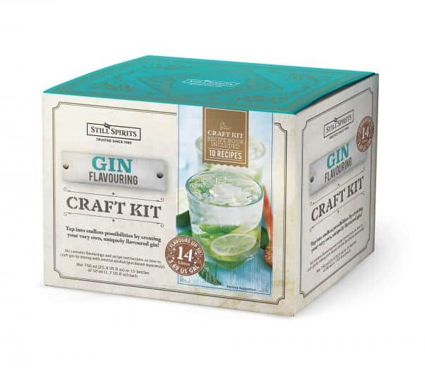 Gin Craft Kit & Profiles