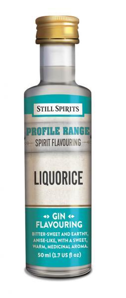 gin profile liquorice