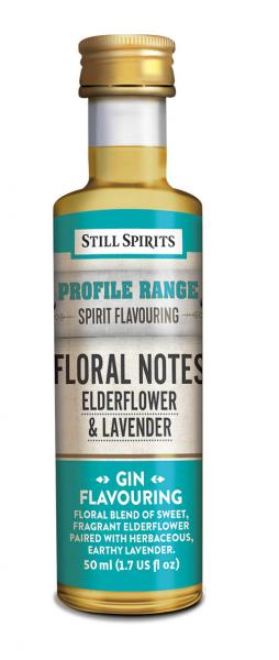 gin profile notes elderflower lavender