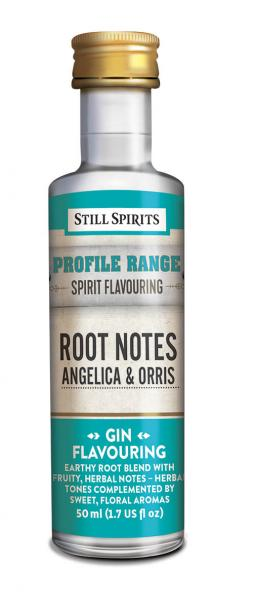 gin root notes