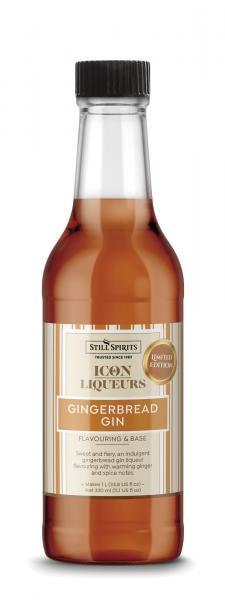 ginger bread gin liqueur