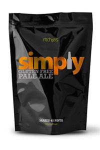 SIMPLY pouch gf pale ale