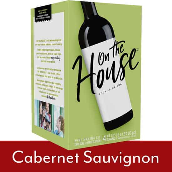 On The House Cabernet Sauvignon