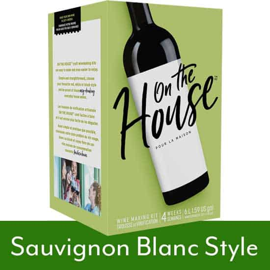 On The House Sauvignon Blanc