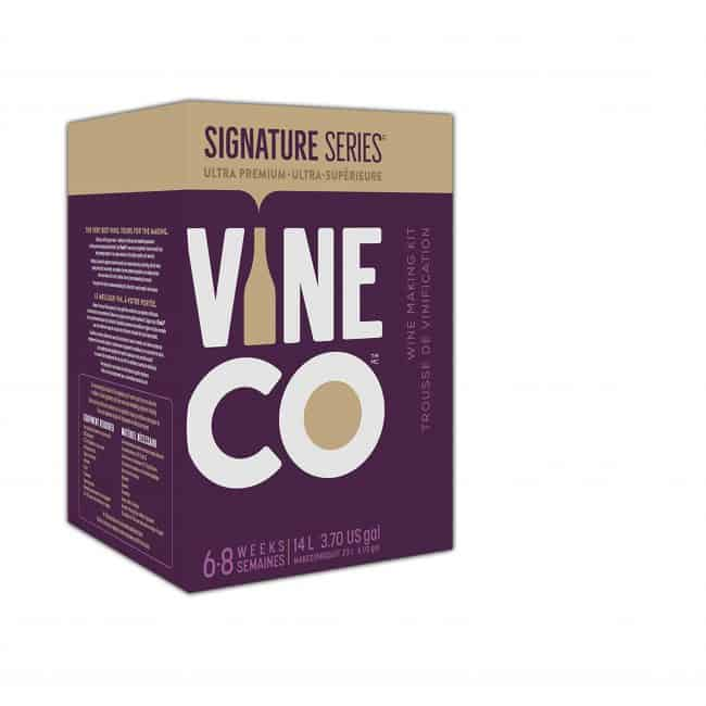 Signature Series wine kits