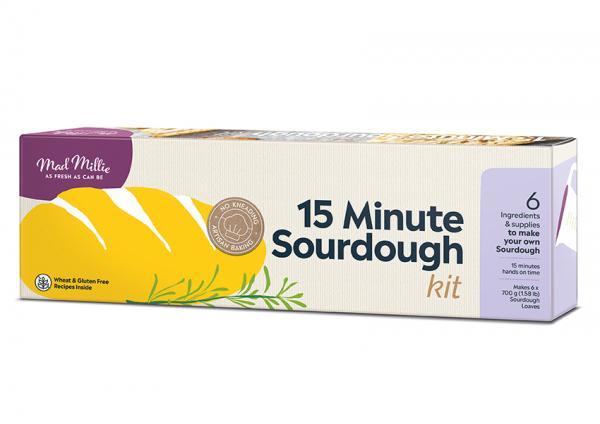 sour dough bread kit