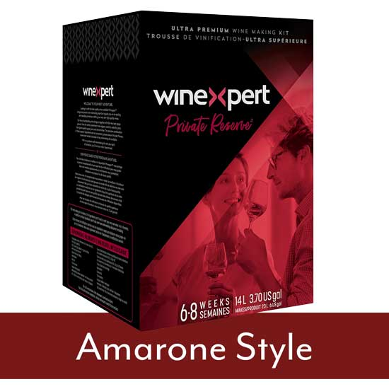 Private Reserve Amarone wine kit 1