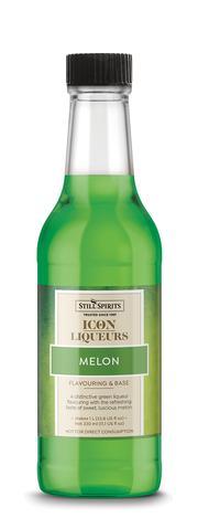 SS ICON Melon glass bottle norte devon homebrews