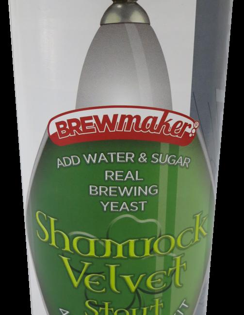Brewmaker Shamrock Velvet Stout 1.8kg