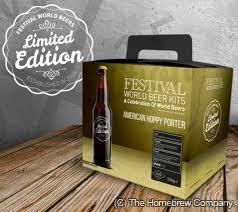 Festival American Hoppy Porter Beer Kit 3.5kg 32 Pints